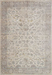 Ella Rose EJ-08 Bone/Stone Area Rug - Magnolia Home By Joanna Gaines