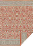 Emmie Kay KM-02 Persimmon Grey Area Rug - Magnolia Home by Joanna Gaines