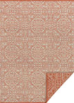 Emmie Kay KM-03 Dove Persimmon Area Rug - Magnolia Home by Joanna Gaines