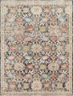 Graham GRA-05 Blue/Multi Area Rug - Magnolia Home by Joanna Gaines