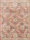 Graham GRA-05 Persimmon/Multi Area Rug - Magnolia Home by Joanna Gaines