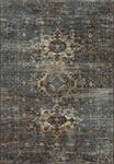 James JAE-02 Midnight/Sunset Area Rug - Magnolia Home by Joanna Gaines