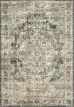 James JAE-03 Natural/Fog Area Rug - Magnolia Home by Joanna Gaines