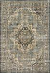 James JAE-04 Sky/Multi Area Rug - Magnolia Home by Joanna Gaines