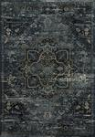 James JAE-05 Ocean/Onyx Area Rug - Magnolia Home by Joanna Gaines