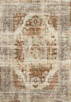 James JAE-07 Rust/Sky Area Rug - Magnolia Home by Joanna Gaines