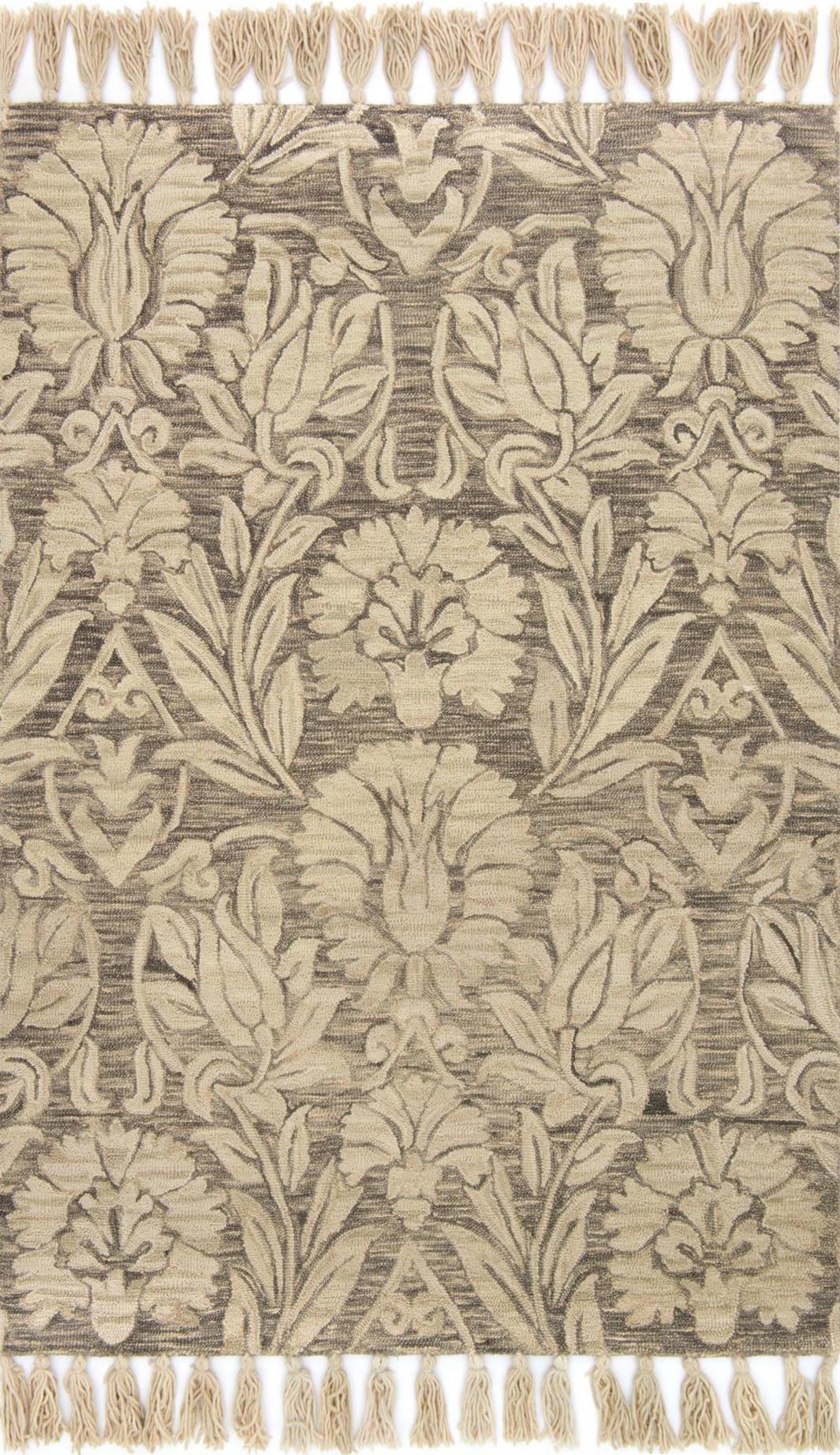 Jozie Day Jg 01 Silver Area Rug Magnolia Home By Joanna