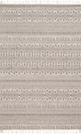 June JE-01 Beige Area Rug - Magnolia Home by Joanna Gaines