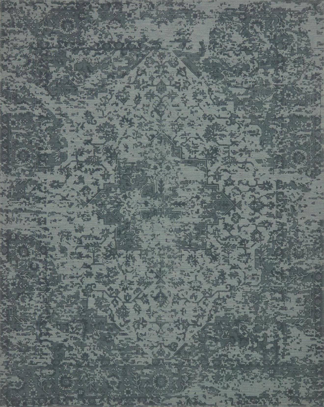 Lily Park Lp 03 Teal Area Rug Magnolia Home By Joanna