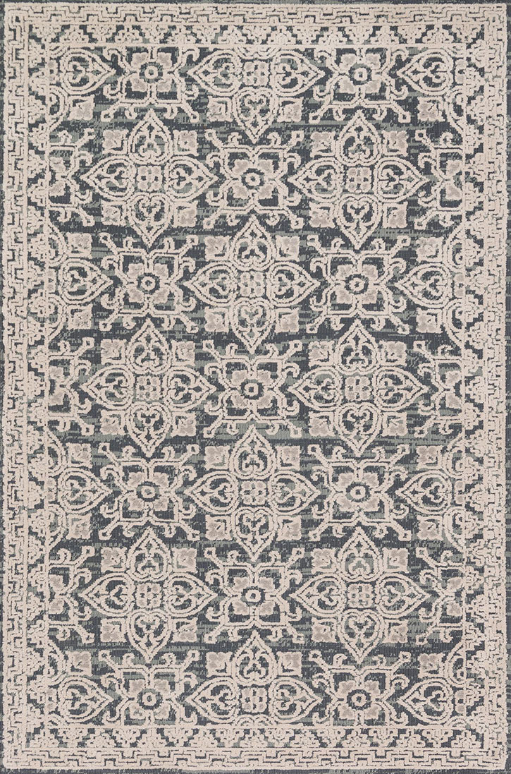 Lotus Lb 05 Fog Beige Area Rug Magnolia Home By Joanna Gaines
