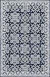 Lotus LB-05 Midnight Silver Area Rug - Magnolia Home by Joanna Gaines