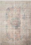 Lucca LF-14 Rose Area Rug - Magnolia Home by Joanna Gaines