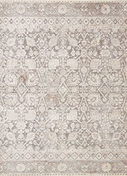 Ophelia OE-02 Grey/Taupe Area Rug - Magnolia Home By Joanna Gaines