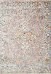 Ophelia OE-04 Berry/Multi Area Rug - Magnolia Home By Joanna Gaines