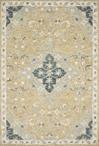 Ryeland RYE-04 Wheat/Multi Area Rug - Magnolia Home by Joanna Gaines
