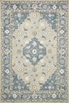 Ryeland RYE-05 Grey/Blue Area Rug - Magnolia Home by Joanna Gaines