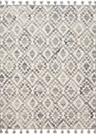 Teresa TK-03 Ivory Silver Area Rug - Magnolia Home by Joanna Gaines