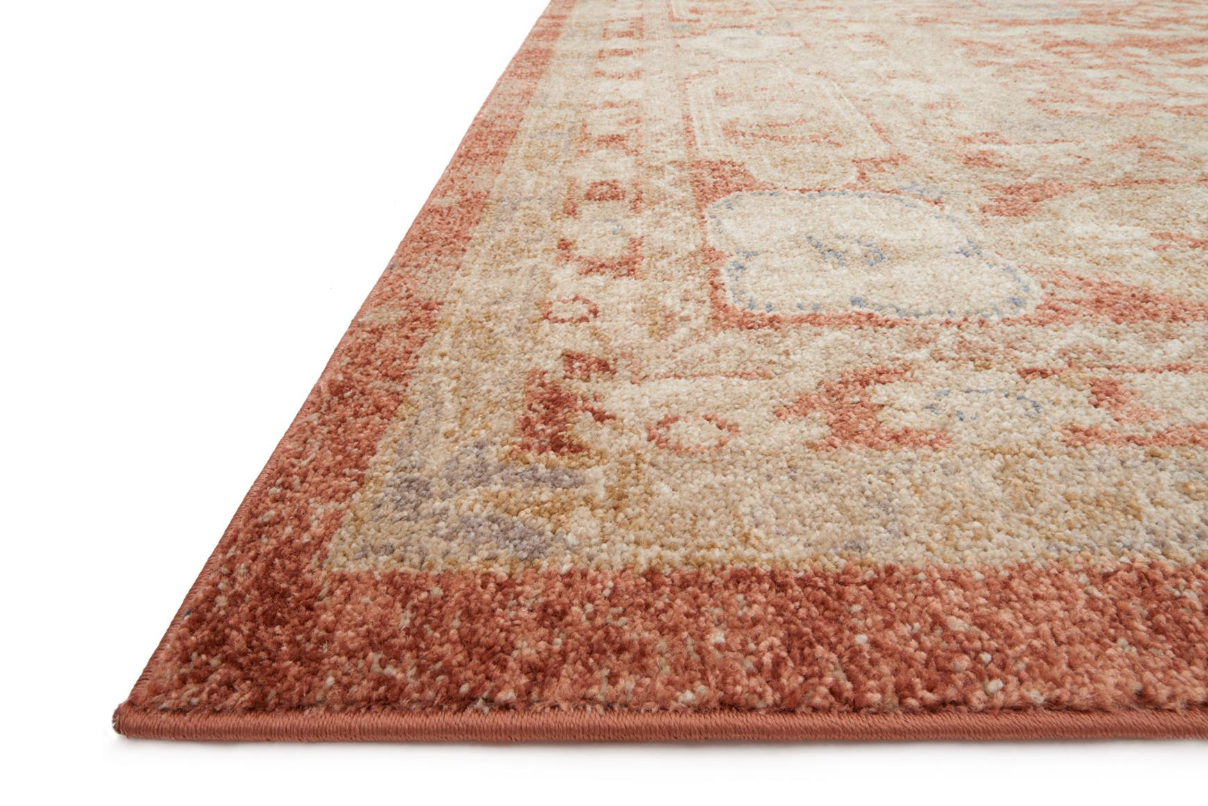 Trinity Ty 06 Terracotta Area Rug Magnolia Home By