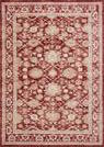 Trinity TY-03 Crimson Area Rug - Magnolia Home by Joanna Gaines
