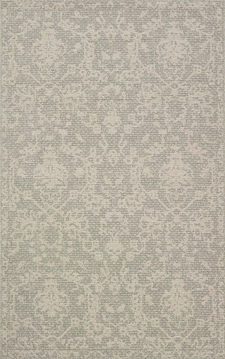 Warwick Wk 03 Grey Silver Area Rug Magnolia Home By