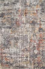 Loloi Medusa MED-07 Graphite/Sunset Area Rug