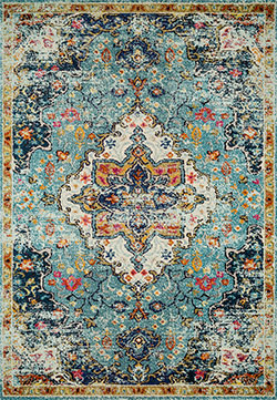 Loloi II Nadia NN-04 Blue/Midnight Area Rug