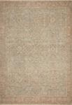 Loloi Priya PRY-06 Denim Rust Area Rug