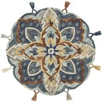 Loloi Remy RU-17 Blue/Multi Area Rug