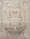 Loloi Theia THE-05 Taupe/Brick Area Rug