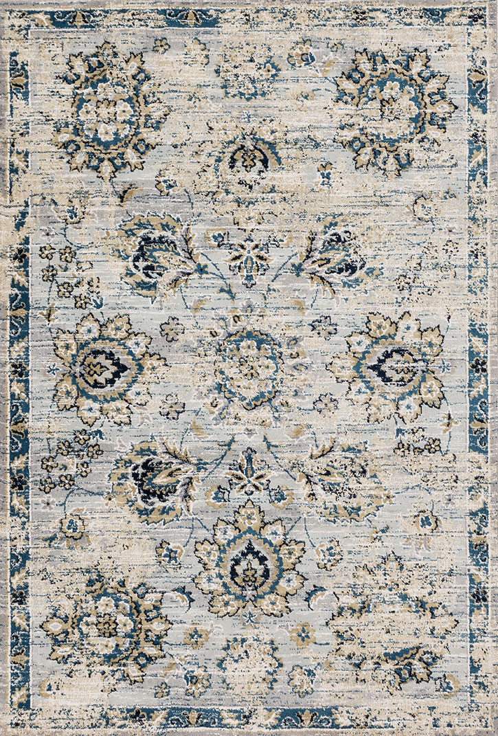 Loloi Torrance Tc 05 Grey Navy Area Rug Carpetmart Com