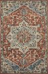 Loloi Victoria VK-15 Red/Multi Area Rug