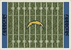 Milliken NFL HomeField 01078 Los Angeles Chargers