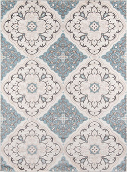 Momeni Brooklyn Heights BH-01 Ivory Area Rug