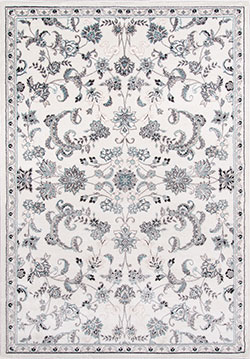Momeni Brooklyn Heights BH-05 Ivory Area Rug