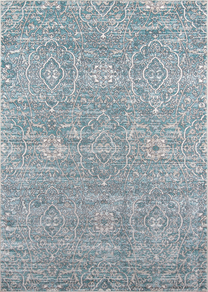 Momeni Brooklyn Heights BH-07 Blue Area Rug