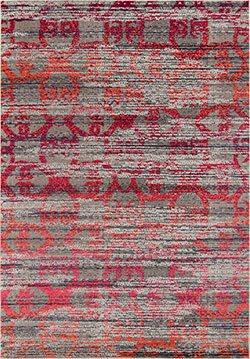 Momeni Casa CAS-5 Orange Area Rug