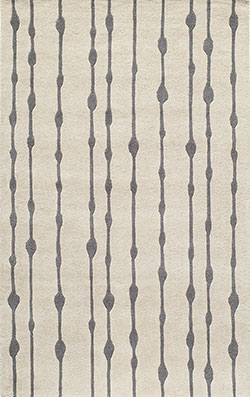 Momeni Delhi DL-64 Grey Area Rug