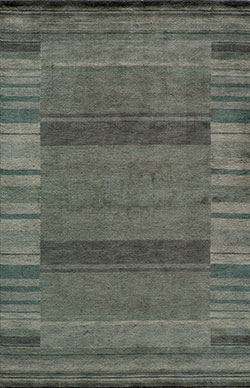 Momeni Gramercy GM-15 Blue Area Rug