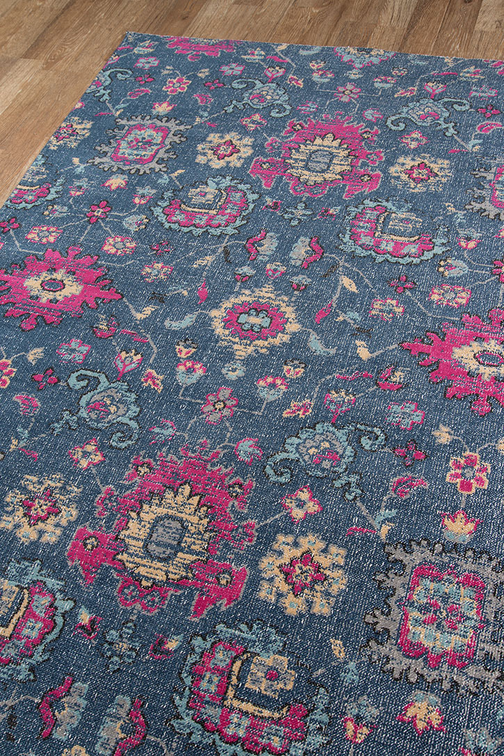 Momeni Jewel Jw 01 Denim Area Rug Carpetmart Com