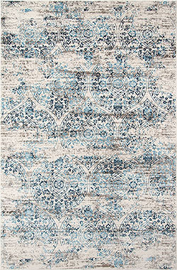 Momeni Juliet JU-03 Blue Area Rug