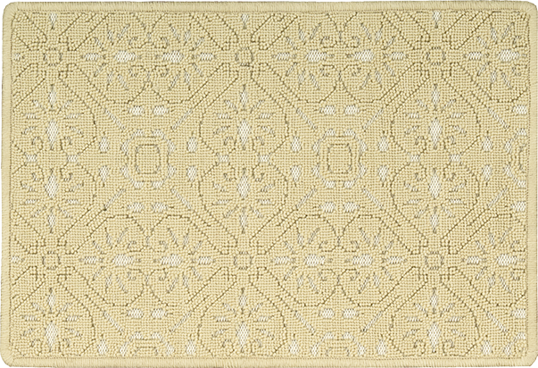 Nourison 50 to Infinity - Grosse Pointe Charlevoix Sunrise/Ivory-B Custom Area Rug