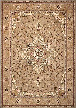 Nourison Kathy Ireland Antiquities KI13 ANT09 Beige Area Rug
