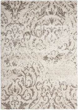 Nourison Brisbane BRI09 Cream Area Rug