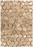 Michael Amini City Chic MA100 Amber Gold Area Rug