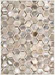 Michael Amini City Chic MA100 Silver Area Rug