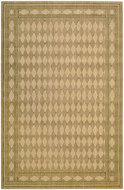Nourison Cosmopolitan CS94 Honey Area Rug