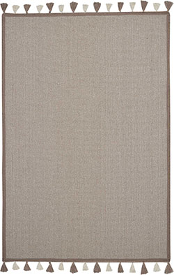 Nourison DWS06 Otto DS600 Taupe Area Rug