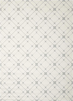 Nourison Enhance EN005 Iv/Grey Area Rug