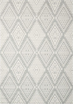 Nourison Enhance EN198 Grey Area Rug