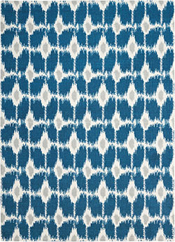 Nourison Enhance EN199 Navy Area Rug
